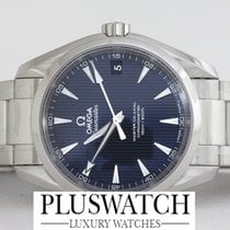 Omega AQUA TERRA 150M MASTER CO-AXIAL 38.5 mm BLUE