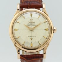Omega Constellation Chronometer 2852 from 1958 Cal.505 Pie Pan...