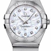 Omega Constellation Quartz Steel 27mm Mother of pearl UAE, Al Wasl, Jumeira 1, Dubai