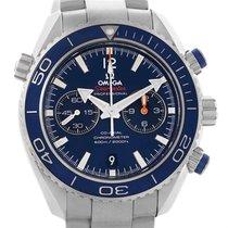 Omega Planet Ocean Co-axial Titanium Watch 232.90.46.51.03.001...