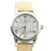 Maurice Lacroix Damen Uhr Pontos Automatik Date 32mm Stahl...