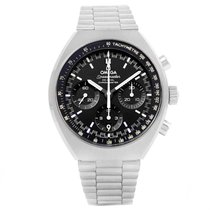 Omega Speedmaster Mark Ii Co-axial Steel Mens Watch 327.10.43....