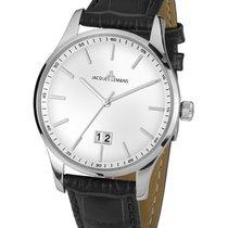 Jacques Lemans 'classic' London Big Date Watch 10atm 40mm S/s...