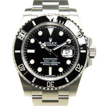 Rolex Submariner(date) Stainless Steel Black Automatic 116610LN