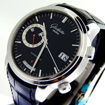 Glashütte Original new Automatic Luminous hands 42mm Steel Sapphire crystal