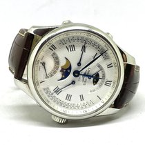 Longines Master Collection Zeljezo 44mm Srebro