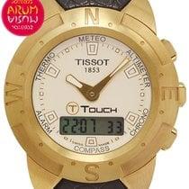 Tissot Oro amarillo Cuarzo 41mm Touch (Submodel)