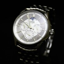 Oris Artelier Series - Complication Moonphase - Men's wristwat...