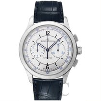 Jaeger-LeCoultre Q1538530 Steel Master Chronograph new