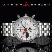 Alain Silberstein Krono Bauhaus 2  Vollkalender Chronograph ...