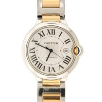 Cartier Ballon Bleu 42mm Steel 42mm White Roman numerals United States of America, New York, New York