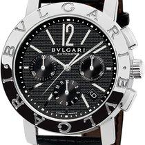 Bulgari BVLGARI BVLGARI Chronograph 42mm 101558 bb42bsldch