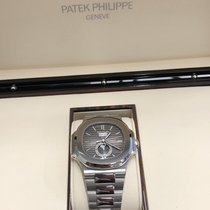 Patek Philippe Nautilus Steel 40.5mm Black No numerals United States of America, New York, Brooklyn
