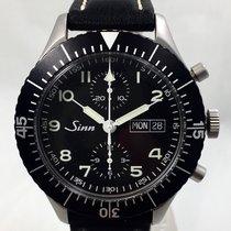 "Sinn Ref. 155. ""Manufactum"" Pilot Bundeswehr Chronograph"
