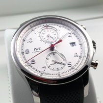 IWC Portuguese Yacht Club Chronograph  newest 43.5mm