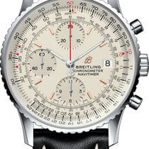 Breitling A13324121G1X2 Steel 2020 Navitimer Heritage new