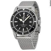 Breitling Men's A1732124/BA61/154A Superocean Héritage 42 Watch