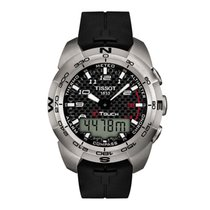 Tissot T-Touch Expert Titanium 43,5mm Black