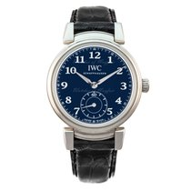 IWC Da Vinci Automatic Steel 40.4mm Blue