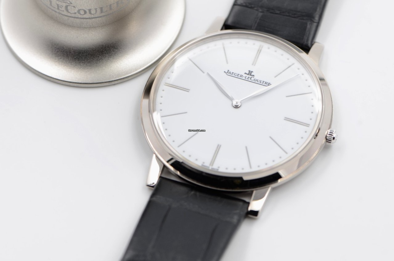 Jaeger-LeCoultre Master Ultra Thin Q12935E1 2015 pre-owned