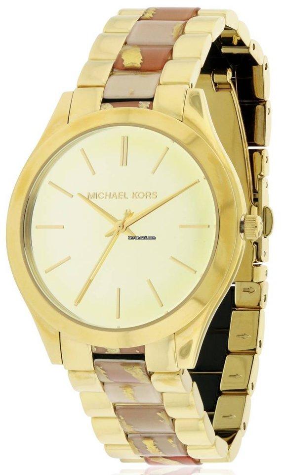 Michael Kors (Open Box) Slim Runway Ladies Watch MK4300