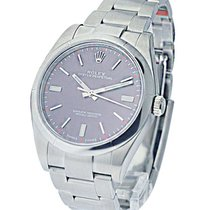 Rolex 39mm Automatic new Oyster Perpetual 39 Red