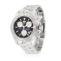 Breitling Colt Chronograph Steel 40mm Black United States of America, New York, New York