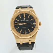 Audemars Piguet 15450OR.OO.D002CR.01 Roségold 2016 Royal Oak Selfwinding 41mm gebraucht
