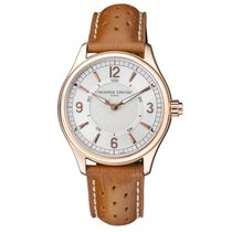 Frederique Constant Horological Smartwatch 42mm Silver Arabic numerals United States of America, New Jersey, Somerset