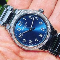 Patek Philippe Twenty~4 Acier 36mm Bleu