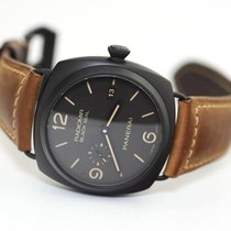 Panerai Radiomir Black Seal 3 Days Automatic Cerâmica 45mm