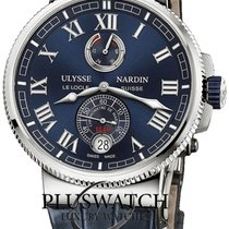 Ulysse Nardin Marine Chronometer Manufacture 1183-126/43 новые