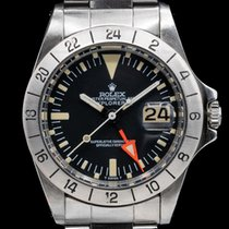 Rolex Explorer II Steel 39mm Black Arabic numerals United States of America, Massachusetts, Boston