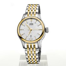 Oris Artelier Date new Automatic Watch with original box and original papers 01 561 7687 4351-07 8 14 78