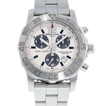 Breitling Colt Chronograph II Steel 44mm Silver United States of America, Georgia, Atlanta