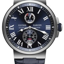 Ulysse Nardin Marine Chronometer Manufacture 1183-122/43 2019 новые
