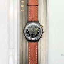 Swatch Kunststoff Quarz 37,3mm neu