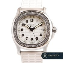 Patek Philippe 5067A-011 Steel 2008 Aquanaut pre-owned