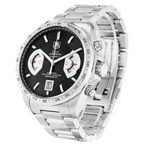 TAG Heuer Grand Carrera new Automatic Chronograph Watch with original box and original papers CAV511A.BA0902