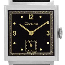 Certina Mans Wristwatch