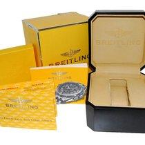 Breitling Grosswind Box mit Umkarton und Zubehör