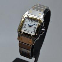 Cartier Χρυσός / Ατσάλι 24mm Αυτόματη Santos (submodel) μεταχειρισμένο Ελλάδα, Athens