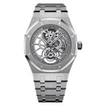 Audemars Piguet Royal Oak Tourbillon Staal