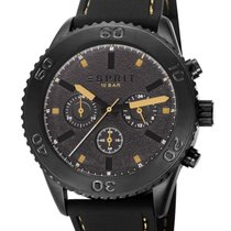 Esprit Chronograph 44mm Quartz new Black