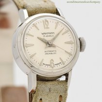 Wakmann 20mm Automatic 1970 pre-owned Silver