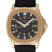 Patek Philippe : Aquanaut 35MM :  5066J-001 :  18k yellow gold
