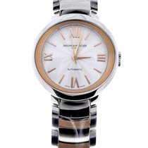 Baume & Mercier Promesse Automatic Two-Tones stainless...