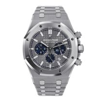 Audemars Piguet Royal Oak Chronograph Titanium 41mm Grey No numerals United States of America, New York, New York