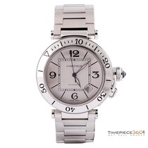 Cartier Pasha Seatimer 40.5mm Stainless Steel
