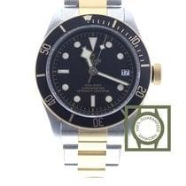 Tudor Heritage Black Bay Steel & Gold 41